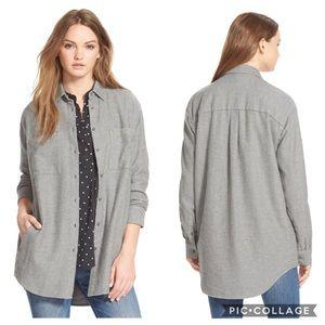 Madewell | Sunday Flannel Shirt